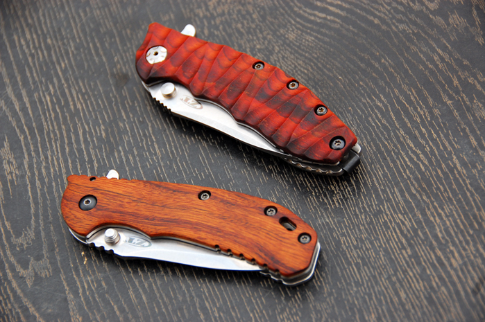 Zt0562 Cocobolo Scale V 32 3 And Zt0566 Ironwood Scale