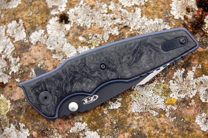 ZT 0393 CF scales (v 4) | G10 lt Custom Made Scales